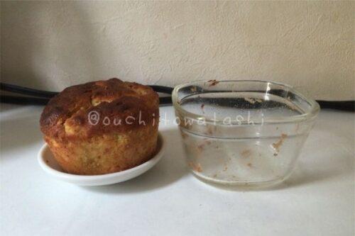 耐熱ガラスの保存容器、iwakiパック&レンジでおかず3品+おやつを作ってみた