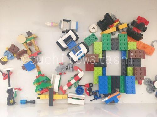 ニトリ・セリアでレゴ収納
