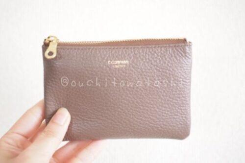 キャッシュレス率高めの主婦が愛用しているミニ財布の中身を公開